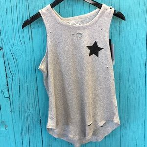 Chaser tank top new with tags